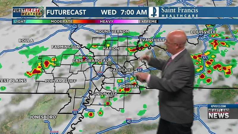 Watch First Alert Weather at 10 p.m. 9/13.