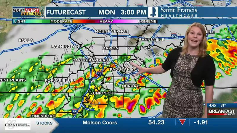 First Alert Weather at 4:30 a.m.   6/21