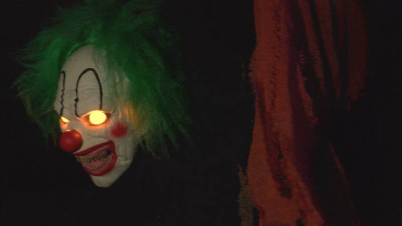 The Haunted Hall of Horror returned to Arena Park in Cape Girardeau, this weekend after...