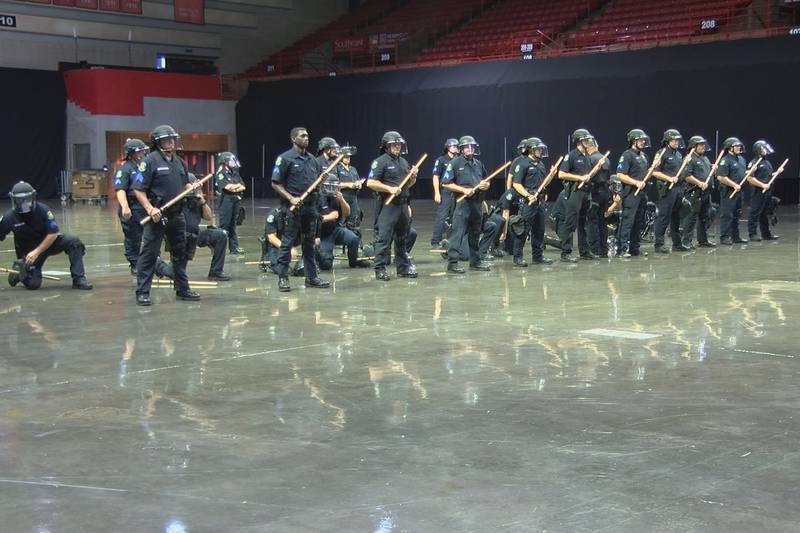 The Missouri State Highway Patrol said it's important for troopers to keep their skills sharp...