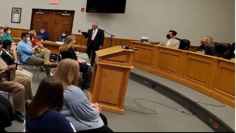 Cape Girardeau City Council meeting 7/6/2020