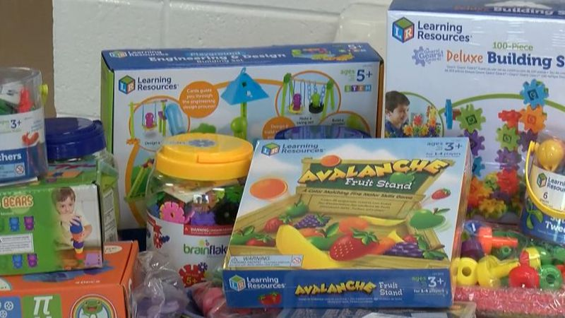 One Scott County teacher has some new tools to help local kids learn thanks to a new grant.