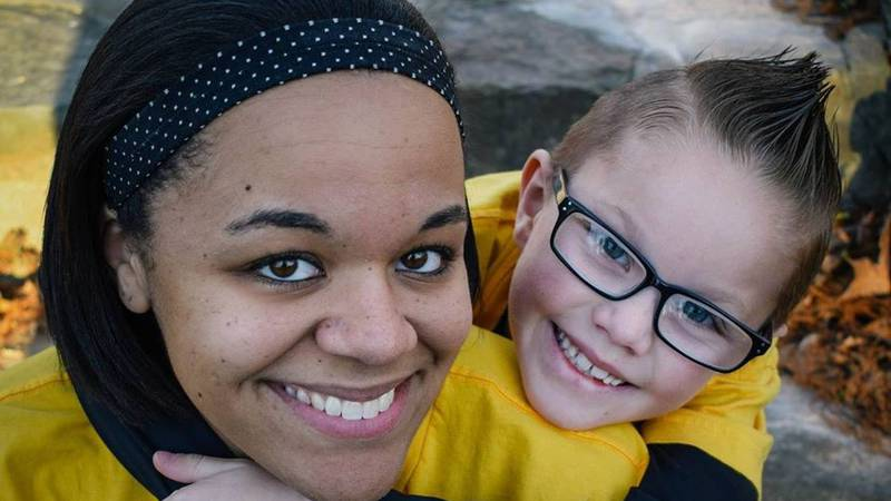 An adoption years in the making gives a new home to a young student in the Heartland who was in...