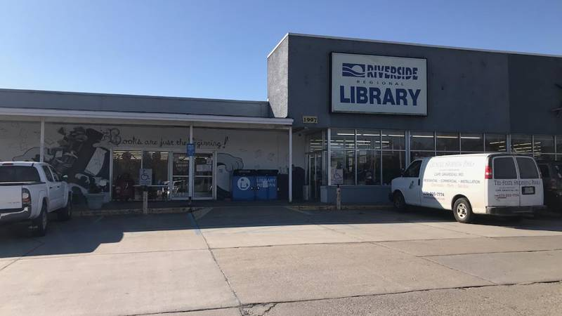Riverside Regional Library is switching eBook service from Axis 360 to Overdrive.  (Source:...