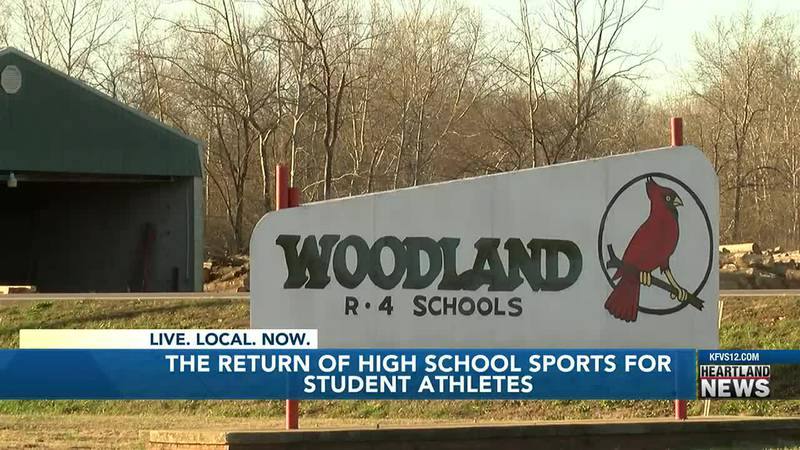 Return of high school sports for student athletes