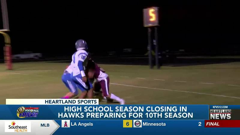 Watch Heartland Sports at 10 p.m. on 7/26.