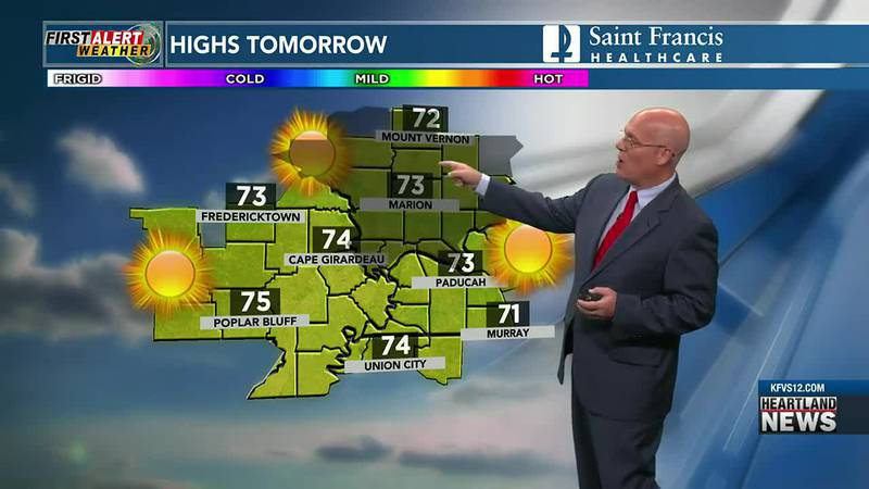 Watch First Alert Weather at 10 p.m. 9/22.