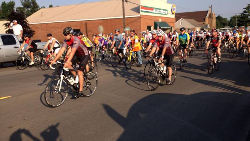 The 20th Tour de Corn will be held during the 47th annual Sweet Corn Festival in East Prairie.