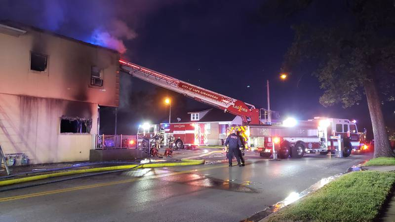 Crews were called to an early morning fire at the Islamic Center in Cape Girardeau, Mo.