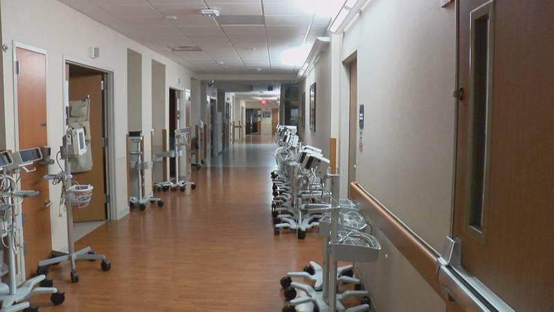 St. Francis Medical Center closes its COVID-19 unit