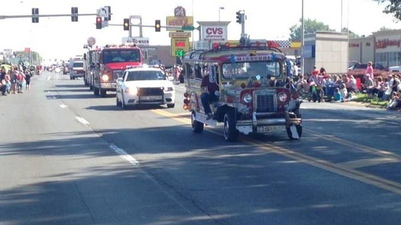 The annual Cotton Carnival Parade will be on Saturday, October 2. (Source: Mike Mohundro, KFVS)