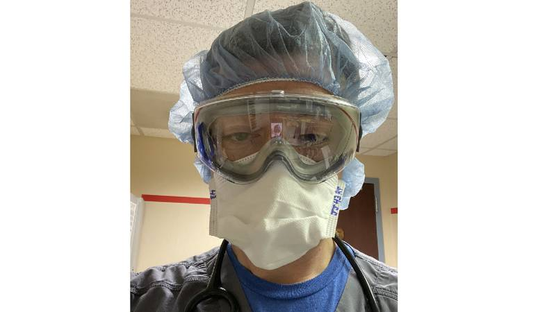 Jeff Johnson, owner of Laughing Gas Comedy Club, is a trained respiratory therapist, an...
