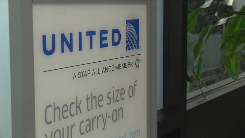 Heartland airports react to furloughs at American Airlines and United Airlines.