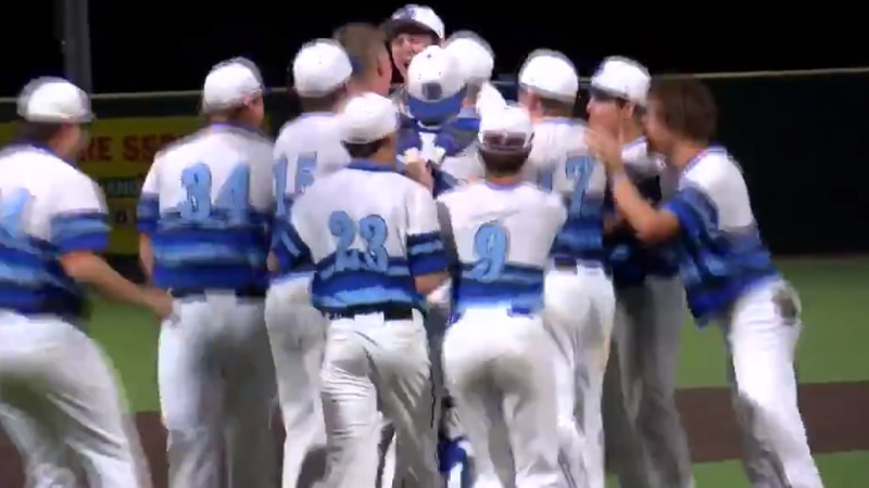 Notre Dame baseball became conference champions on Monday night. (Source: KFVS)