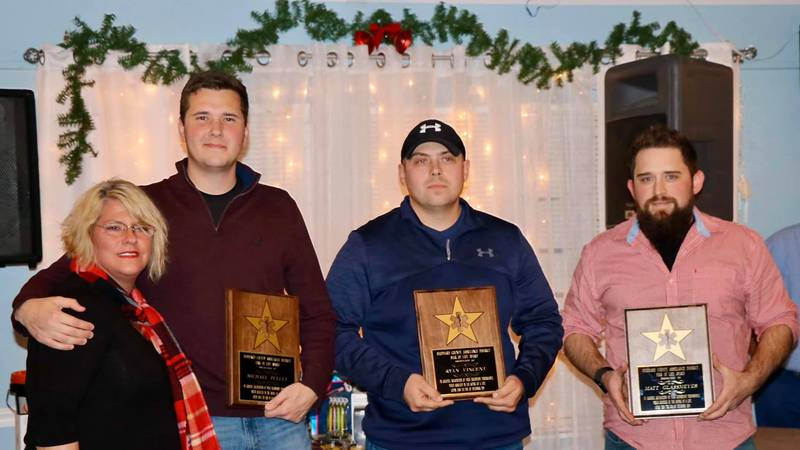 A record number of first responders in Stoddard County, Mo. are earning 'Star of Life' awards...