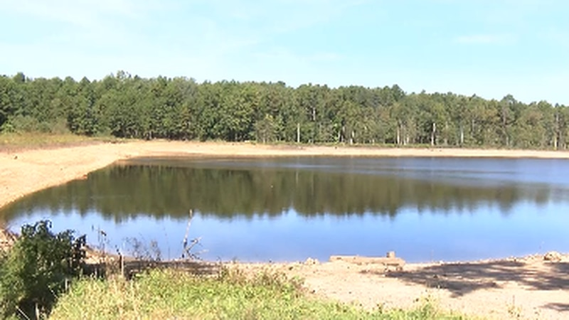 Efforts to clean Beaver Lake Saturday September 25th.