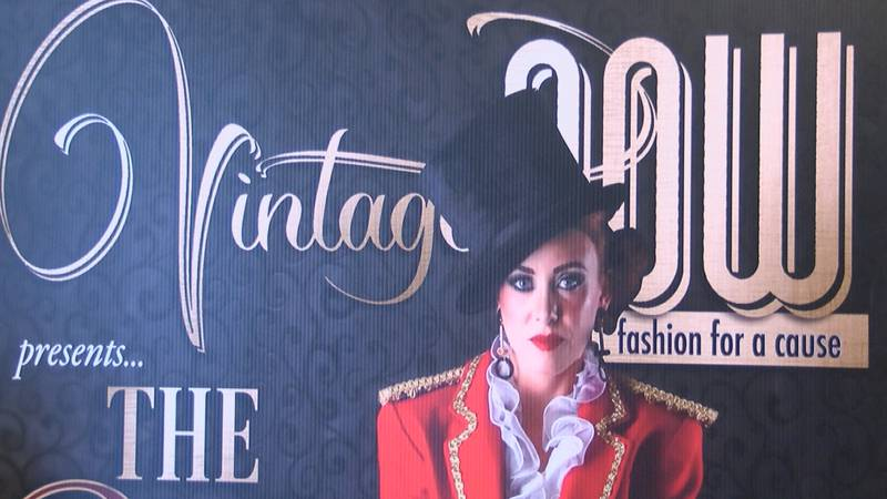 Vintage Now is a fashion show fundraiser that benefits the Safe House of Southeast Missouri in...