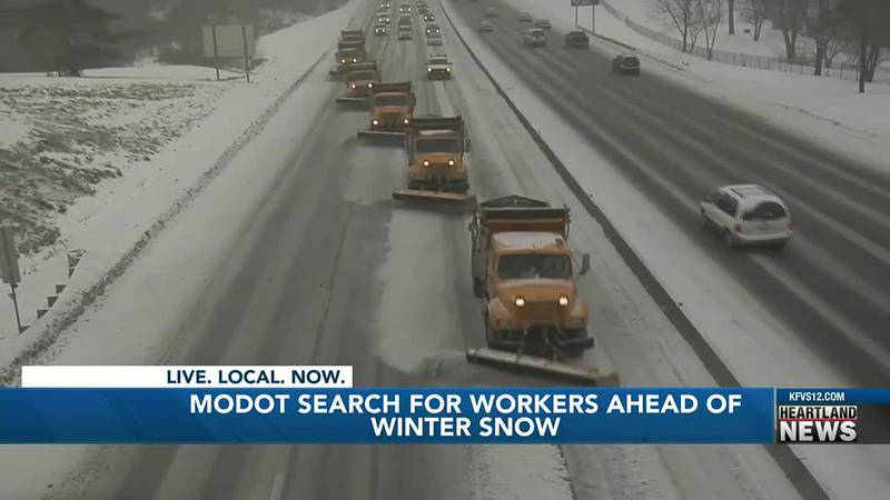 MODOT searching for workers.