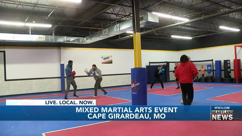 Heartland welcomes MMA fighters