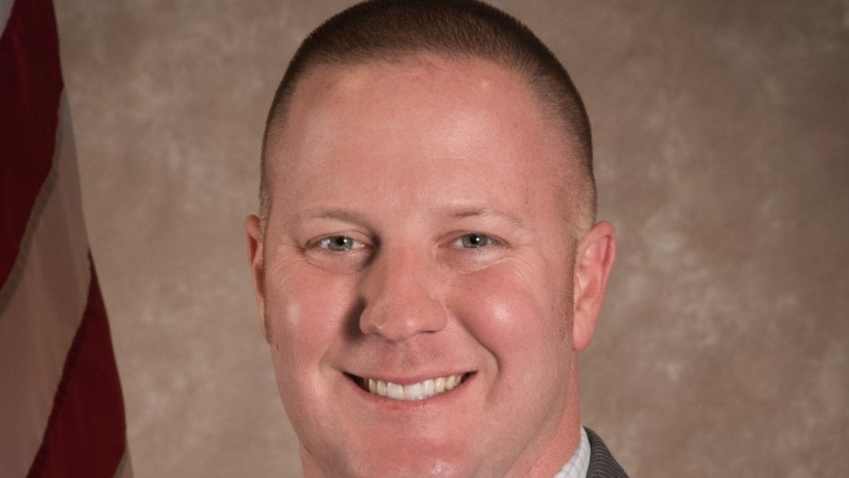 McCracken County Detective Captain Jesse Riddle has won the Kentucky Deputy Sheriff of the Year...