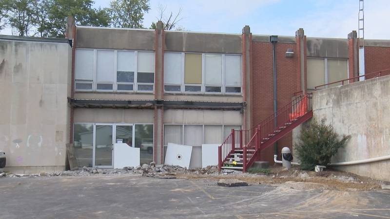 Saint Andrew School received approval to expand its current school building.