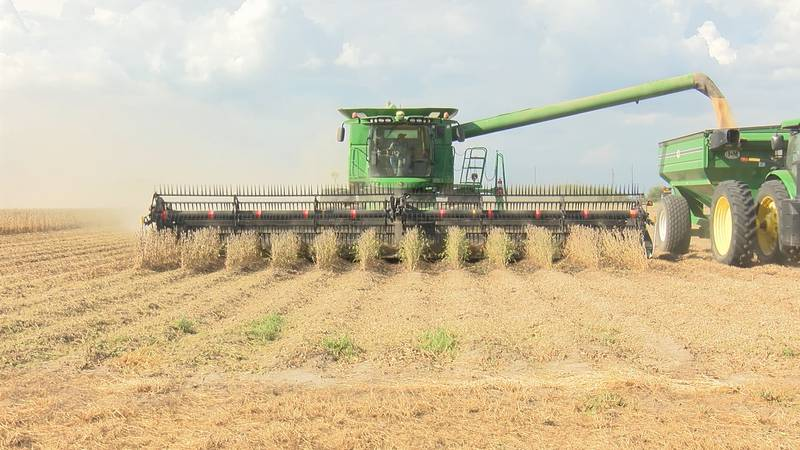 Heartland farmers are calling the trade agreement a great step forward, but want to see if...