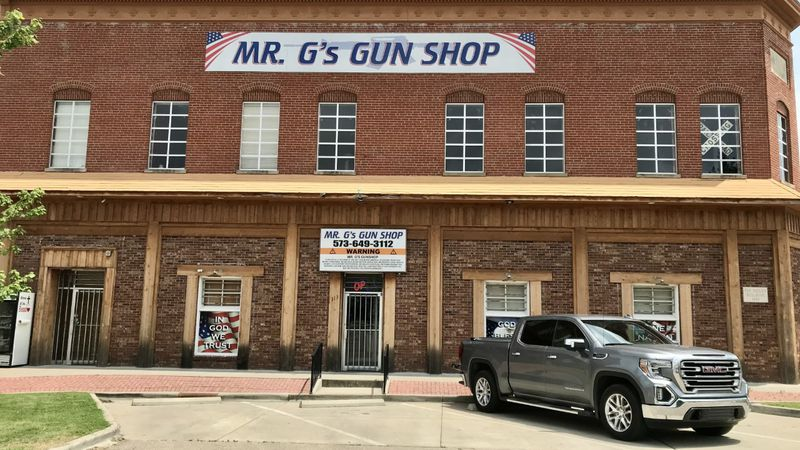 Documents show the ATF made three straw purchases at the shop last month - involving at least...
