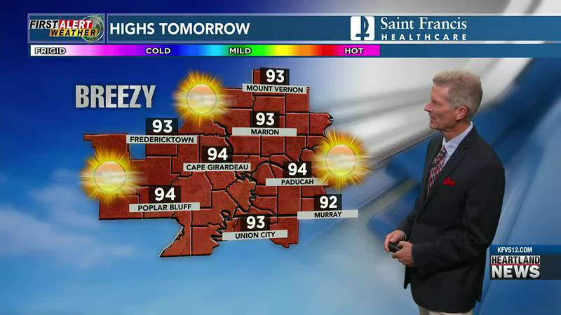 First Alert Weather@ 10 p.m. 6/19/2021