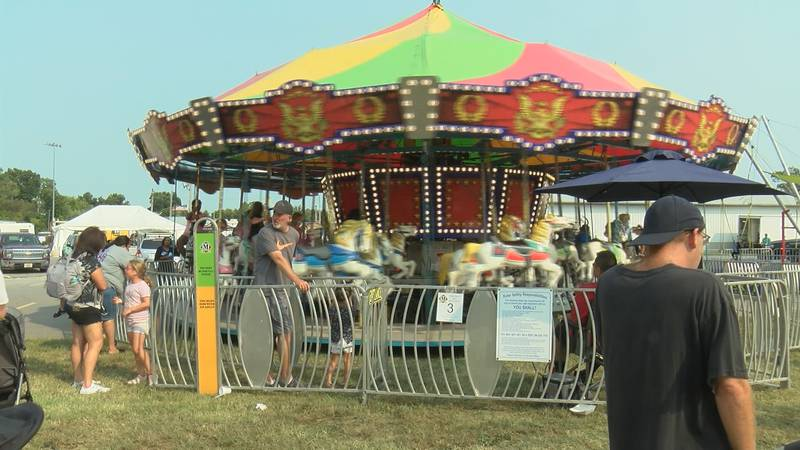 The SEMO district fair returns after taking a year off because of the pandemic. For some this...