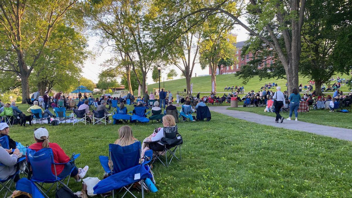 Tunes at Twilight was previously held at Iver's Square, formerly known as The Common Pleas...