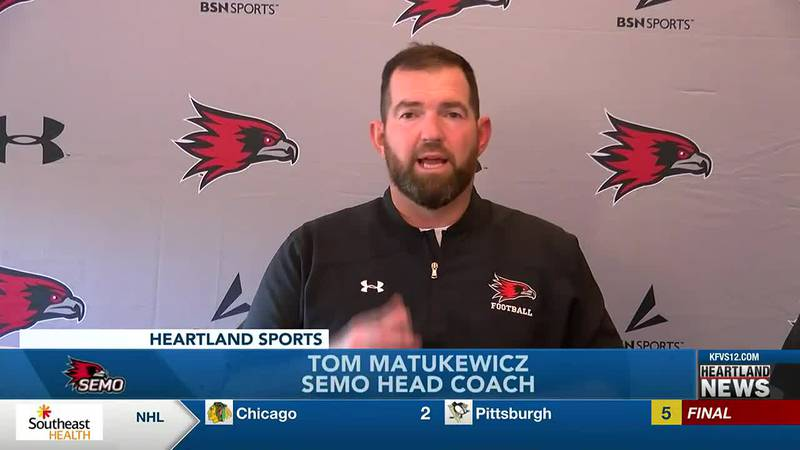 Heartland Sports at 10 p.m. on 10/16/21