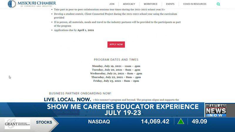 Cape Girardeau Chamber of Commerce to host externship for high school teachers