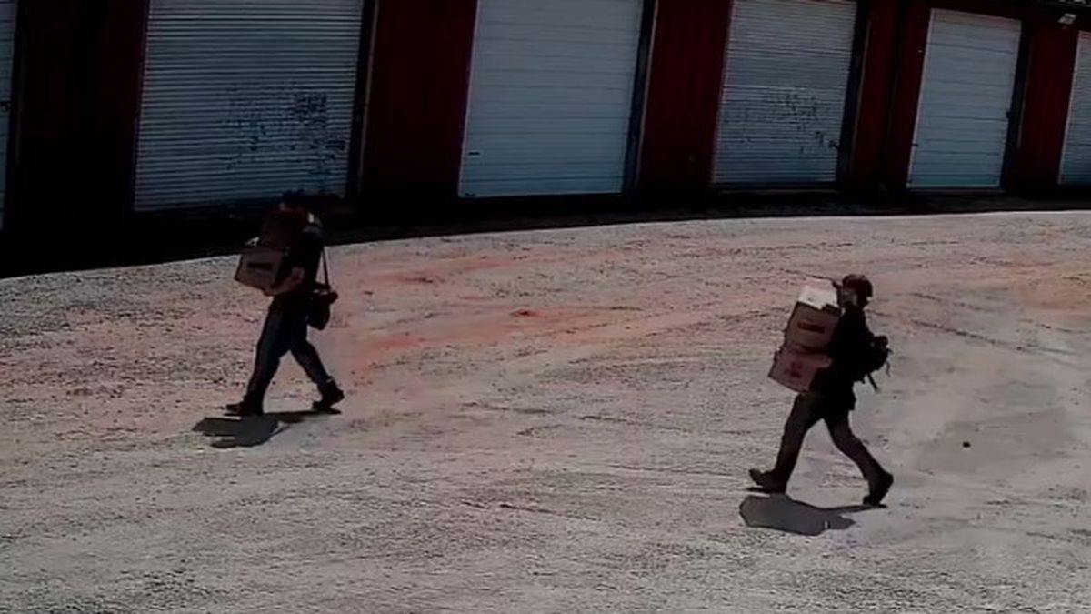 Poplar Bluff Police said two suspects broke into a storage unit locker on Saturday, May 22 and...