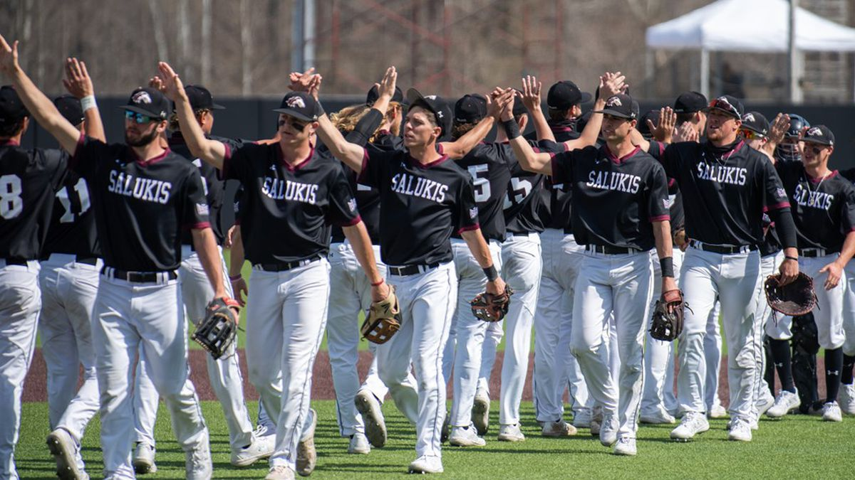 The No. 4 seed Salukis open the MVC Baseball Tournament on Wednesday, May 26 at 7 p.m. against...