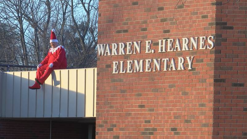 """""""Principal on a shelf"""" surprises students and staff"""