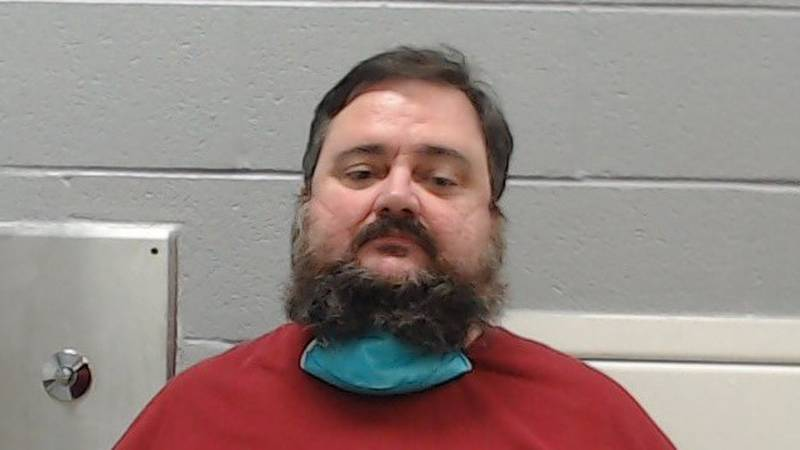 Jason Tubbs is accused of stealing tens of thousands of dollars from the Alexander County...