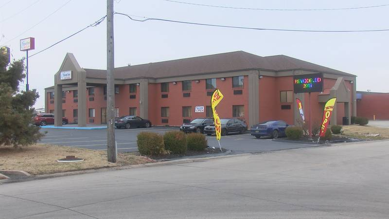 A Heartland hotel is back in business after starting 2019 with a devastating fire. (SOURCE:...