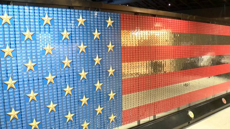 A veteran created this traveling exhibit to honor the lives lost and also pay tribute to all...