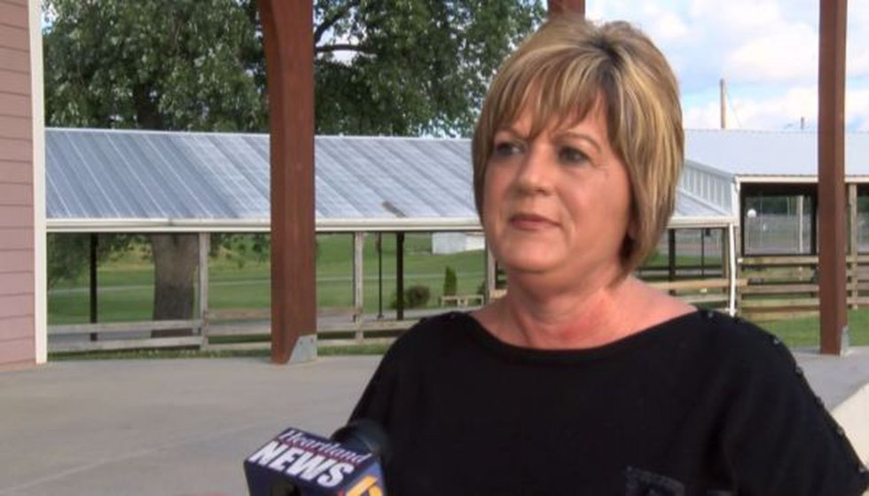 """Marsha Griffin, Founder 'My Brother's Keeper."""" (Source: Giacomo Luca, KFVS)"""