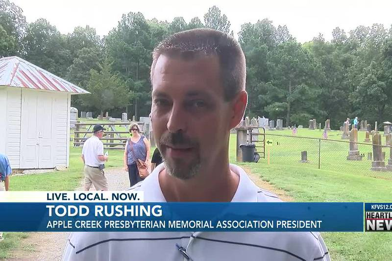A Heartland Church is celebrating 200 years of existence.