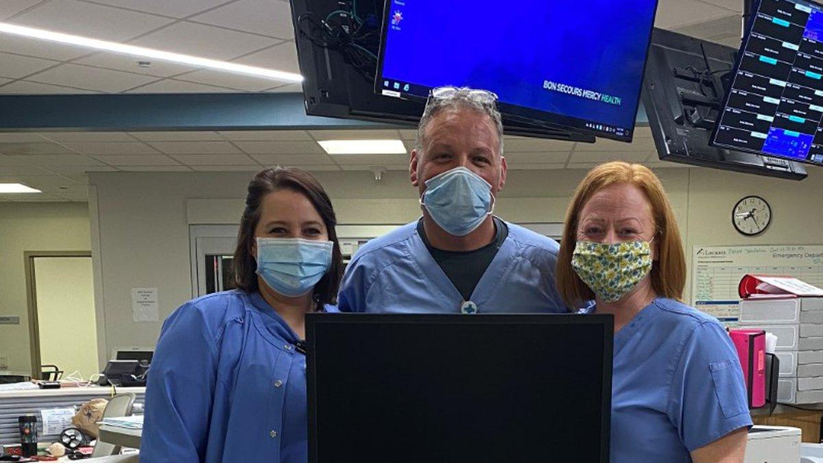 Mercy Health - Lourdes Hospital Pediatric Unit Gains Gaming Cart Thanks to Grant