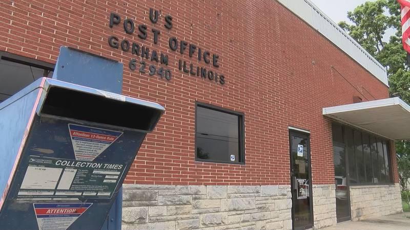 Gorham, IL Post Office